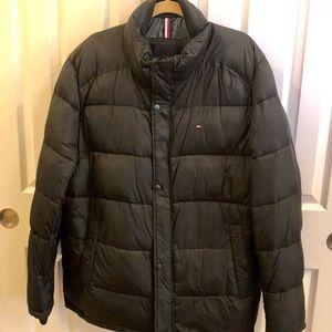 Men's Tommy Hilfiger Puffer Coat - Brand New XXL